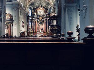 Ewige Anbetung in der Basilika