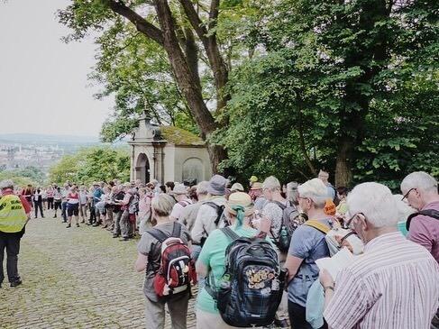 Fulda-Eichsfeld-Baunatal Pilger