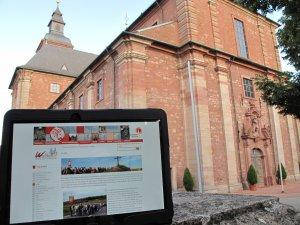 wallfahrtsbasilika-tablet